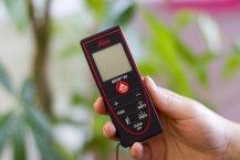 Laser Entfernungsmesser Bosch Oder Leica : Leica disto d im test u entfernungsmesser testbericht